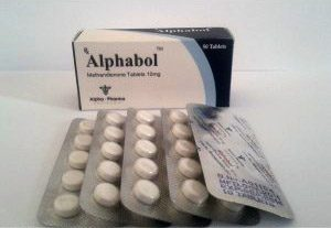 Alphabol Alpha Pharma