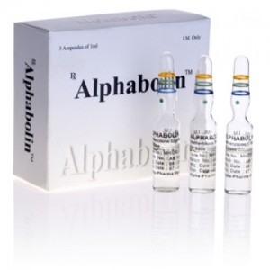 Alphabolin Alpha Pharma