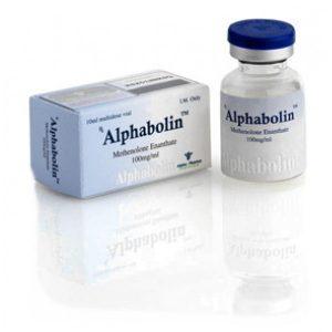 Alphabolin (vial) Alpha Pharma