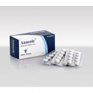 Anazole Alpha Pharma