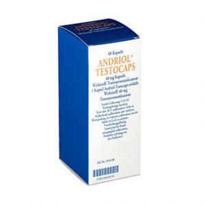 Andriol Testocaps Sun Pharmaceuticals