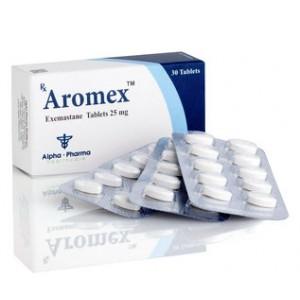 Aromex Alpha Pharma
