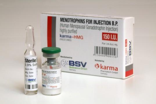 HMG 150IU (Humog 150) Bharat serums