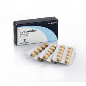 Letromina Alpha Pharma