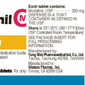 Modafin Alpha Pharma