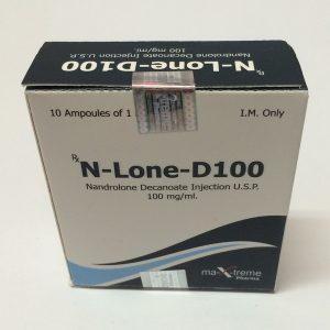 N-Lone-D 100 Maxtreme