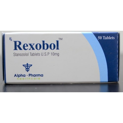 Rexobol-10 Alpha Pharma