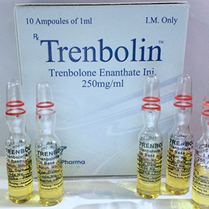 Trenbolin (ampoules) Alpha Pharma