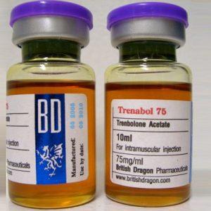 Trenbolone-75 BM Pharmaceuticals