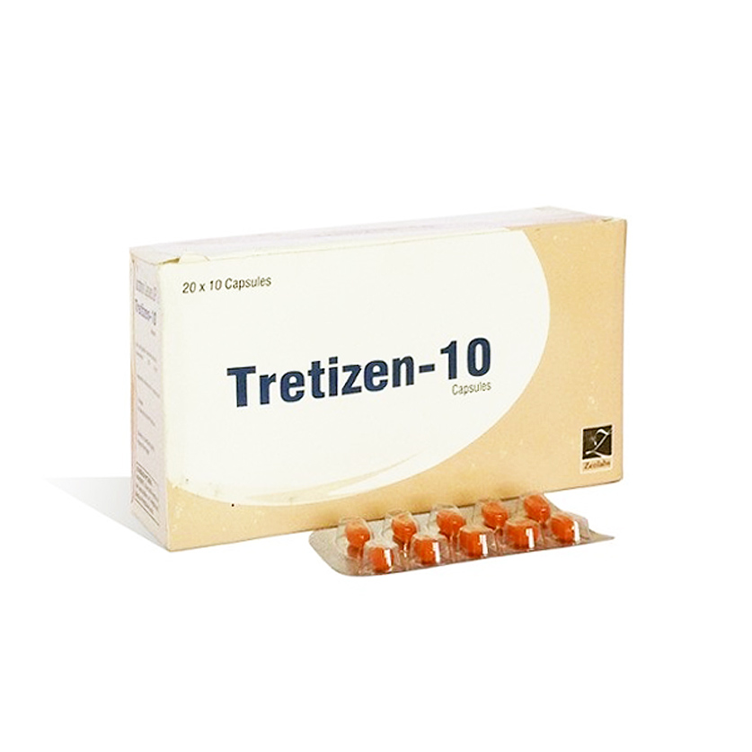 Tretizen 10 Zenlabs