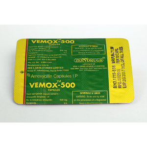 Vemox 500 Zee Drugs